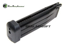 WE 31rds Gas Airsoft Toy Magazine For WE / Tokyo Marui Hi-Capa 5.1 IPSC GBB 001