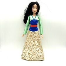 Disney Princess Royal Shimmer Mulan Poupée Brand New *