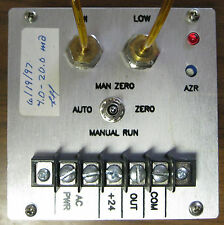 "Custom Electronics Systems Auto-Zero Transmitter 367-4W-FP-I-2""-PL"