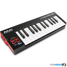 Akai LPK-25 Wireless MIDI Keyboard inc. Editing Software