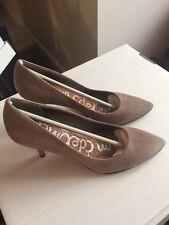 Sam Edelman Ladies Suede Shoes Size 4