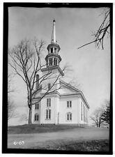 N - Full Size Printed Plans - Hill Top Church