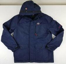 Dickies Men's Snowboard Jacket Texas 76101 USA Size M Navy Blue