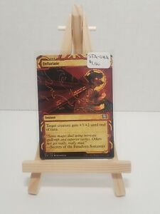 MTG * Strixhaven * Mystical Archives * Infuriate * Uncommon * 1st Edition * Eng