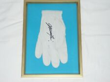 New listing COLIN MONTGOMERIE - Signed & Framed Golf Glove - Ryder Cup Player & Captain -NEW