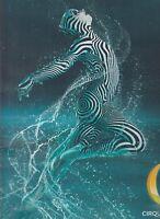 Cirque Du Soleil O Souvenir Program An Ocean of Emotion
