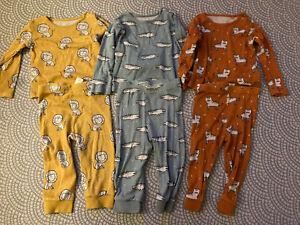 Baby Boy Pyjamas 12-18 Months
