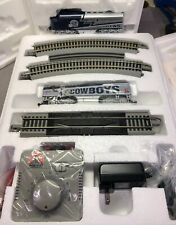 Hawthorne Village - Bachmann HO - Dallas Cowboys Locomotive w/COA - Dak Prescott