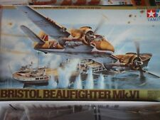 BRISTOL BEAUFIGHTER MK IV 1/48 SCALE TAMIYA MODEL