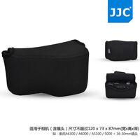 JJC Camera Pouch Case Bag fr Sony A6500 A6400 A6300 A6000 5100 5000+16-50mm Lens