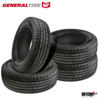 4 X New General Grabber HTS60 265/65R17 112T Highway All-Season Tire