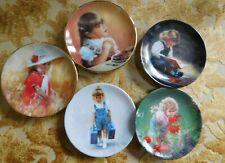 Pemberton & Oaks Miniature Plates by Donald Zolan