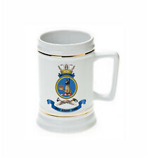 HMAS MELBOURNE ROYAL AUSTRALIAN NAVY BEER STEIN (IMAGE FUZZY TO STOP WEB THEFT)