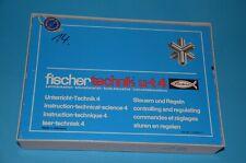 Fischertechnik UT 4 Elektronik