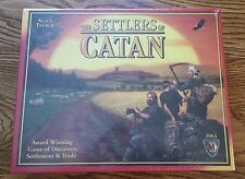 The Settlers of Catan 3061 Adventure Board Game BRAND NEW/SEALED