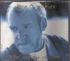 Joe Cocker-The Simple Things cd maxi single