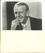 Fred Astaire Original Press Photo 1970 Santa Claus Is Coming to Town Stop Motion