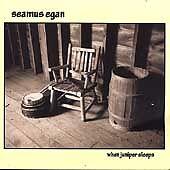 When Juniper Sleeps by Séamus Egan (CD, Feb-1996, Shanachie)