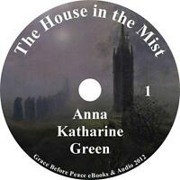 The House in the Mist, Suspense Audiobook by Anna Katharine Green on 1 MP3 CD