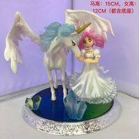 Sailor moon Chibi Usa Anime Manga Figuren Figure Figur Set H:15cm + Box