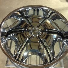 "26"" x 10"" Panther 720C  Vengence wheel 5 x 4 3/4 and 5 x 5 chrome wheel"