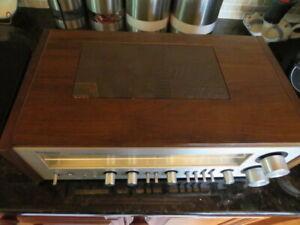 Vintage Technics by Panasonic SA-400 FM/AM Stereo Receiver