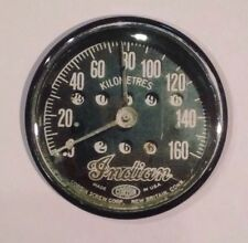 Indian Motorcycle Speedometer Vintage Style Fridge Magnet 2 1/4""