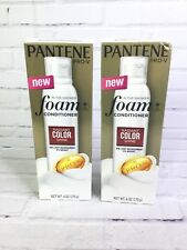 Pantene Pro-V Radiant Color Shine In The Shower Foam Conditioner 2 Pack