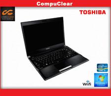 "Toshiba R700, 15.6"" Laptop, Intel i3 2.2GHz, 4GB RAM, 320GB HDD, Win7, Ref 943"