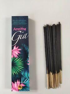 Incense sticks Amritha Home Fragrance 24 Sticks Handmade Natural Genuine Quality
