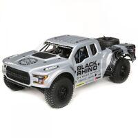 Losi 1/10 Black Rhino Ford Raptor Baja Rey 4WD DT RTR LOSD21**