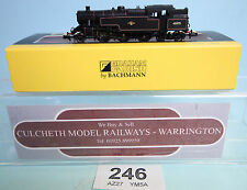 GRAHAM FARISH 'N' 372-752 BR BLACK 2-6-4 FAIRBURN TANK LOCO BOXED *DCC FITTED*