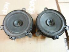 14 15 16 mazda3 rear door speaker set of 2 speakers