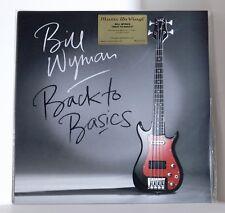 BILL WYMAN Back To Basics 180-gram VINYL LP Sealed Rolling Stones