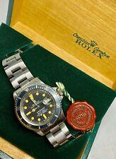 Rolex Submariner Vintage Watch Men's  1680 Automatic 1570 Movement
