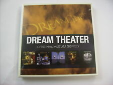 DREAM THEATER - ORIGINAL ALBUM SERIES - 5CD BOX SIGILLATO 2011