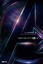 24x36 Iron Man Assemble v33 Avengers: Infinity War Movie Poster - Thanos