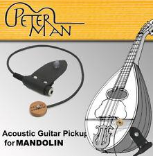 Peterman EXTERNAL - acoustic mandolin pickup