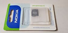100% Original  Nokia MU-23 Mini SD Memory Card 512MB N71/N73/N80/N92/N93/N93I