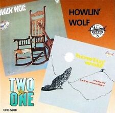 Howlin' Wolf/moanin' in The Moonlight 0076732590829 by Howlin Wolf CD