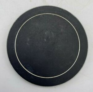 49mm Metal Screw-in Front Lens Cap Fits Filter Safety Dust Glass Cover Japan U&S
