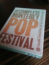 The Complete Monterey Pop Festival (The Criterion Collection), Good DVD, Otis Re