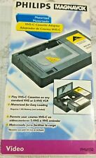 Philips Magnavox VHS-C Video Cassette Adapter PM611500 New