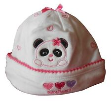 Love, Carter's Baby's Sweetheart Panda Bear Super Comfy  Sz 0-3M Retails $12 New