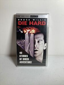 Sony PSP : Die Hard [UMD for PSP] Brand New Factory Sealed! Rare! Free Shipping