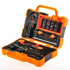 45 in 1 JM-8139 Screwdriver Set Repair Kit Opening Tools For Cellphone Computer