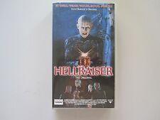 HELLRAISER - THE ORIGINAL  - VHS