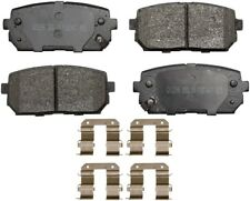 ProSolution Ceramic Brake Pads fits 2007-2007 Kia Rondo  MONROE PROSOLUTION BRAK