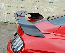 2015-2017 Mustang GT350R Type  Real Carbon Fiber Spoiler Shelby Type