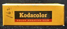 KODAK KODACOLOR C620 Film - 1 Roll dated Nov 1960  New Old Stock